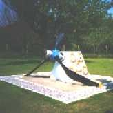 RAF Woodhall Spa Memorial